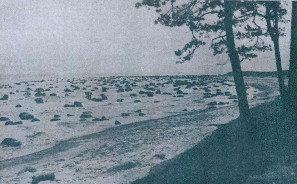 Mērsraga piekraste 1935. gadā