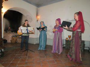 Mencendorfa nams - koncerts dīlē